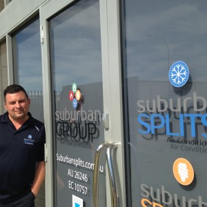 Liam Suburban Splits Business Owner