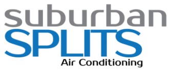 Suburban Splits Air Conditioning logo